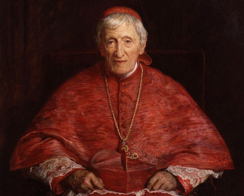 Soon-to-be-saint John Henry Newman on marriage and celibacy