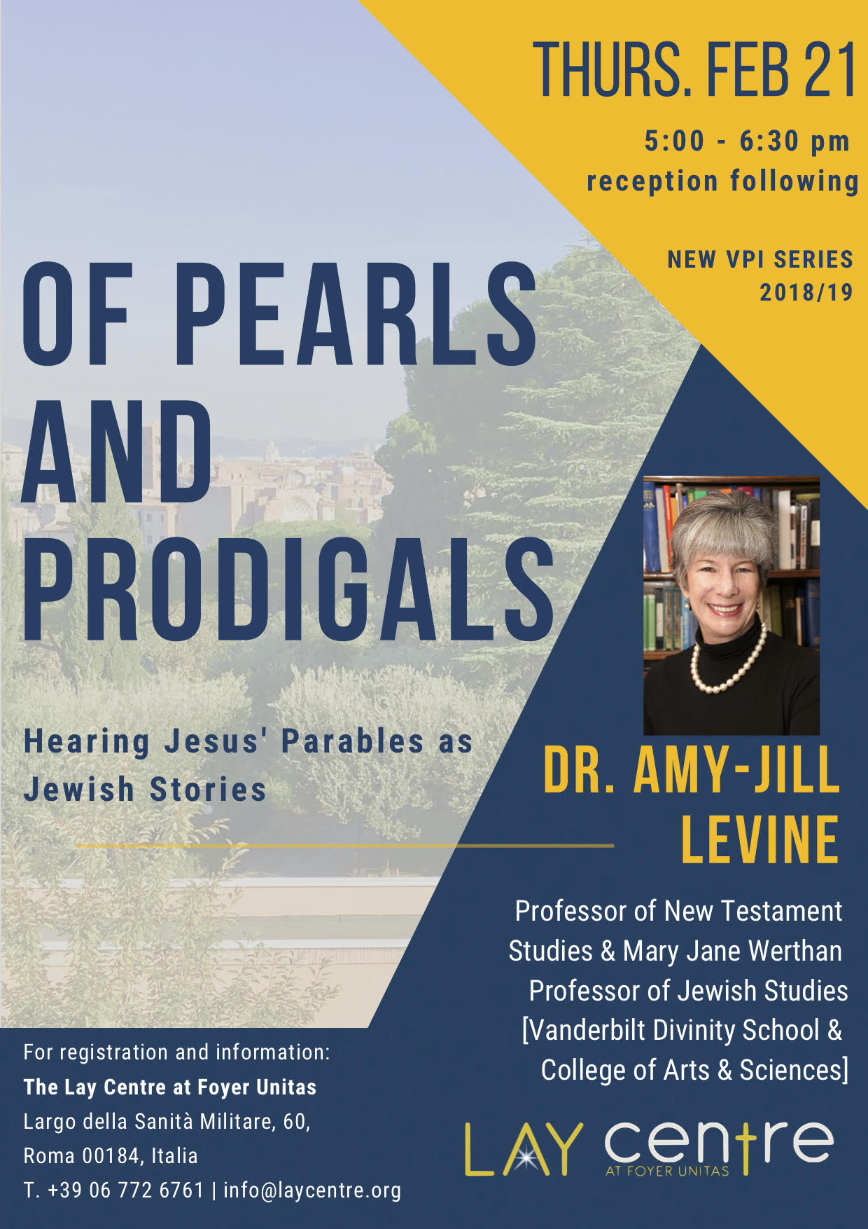 Of Pearls and Prodigals: Hearing Jesus' Parables as Jewish Stories