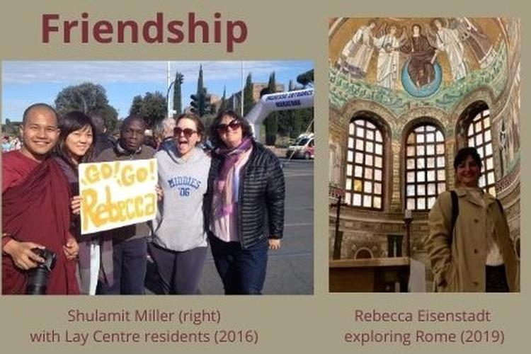 Welcome, friendship create context for Jewish-Christian dialogue, say Lay Centre alumnae