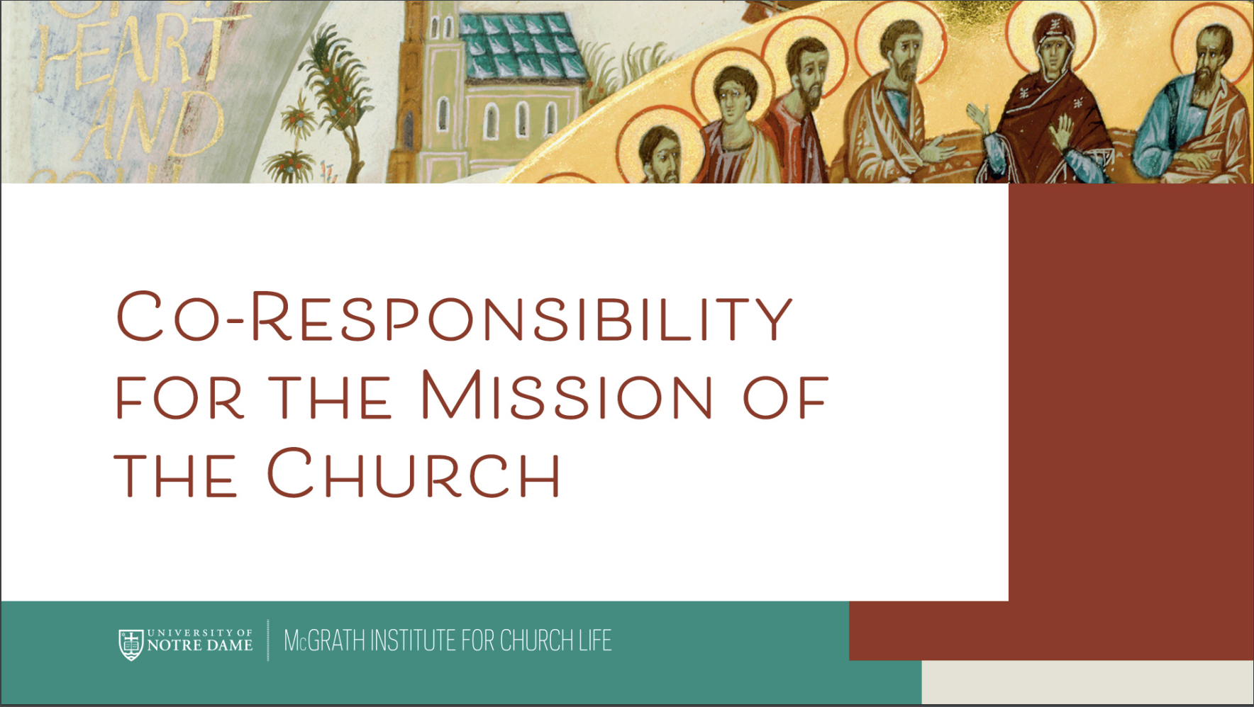 Co-responsibility, not mere collaboration, is necessary to promote Church's mission, says theologian