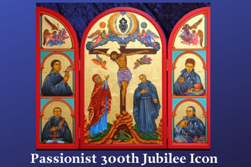 Passionist family celebrates third centennial starting Nov. 22