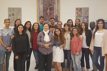 Hebrew University students share 'unforgettable experience'