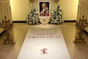 Pope Paul VI in Ecclesiam Suam Photo by Rubens da Cruz