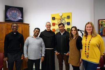 Russell Berrie Fellowship, Lay Centre foster interreligious dialogue in Rome