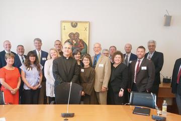 University leaders gather to discuss Catholic identity in higher education