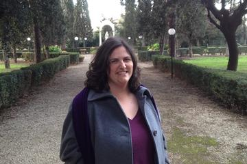 Studies in Rome open whole new network of relationships, says Lay Centre alumna in Jerusalem