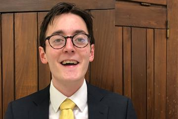 Oxford student is excited to gain insights into Church, Vatican