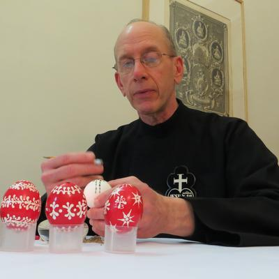 Easter traditions offer hope in difficult times, says Father Rywalt - Photo n. 9