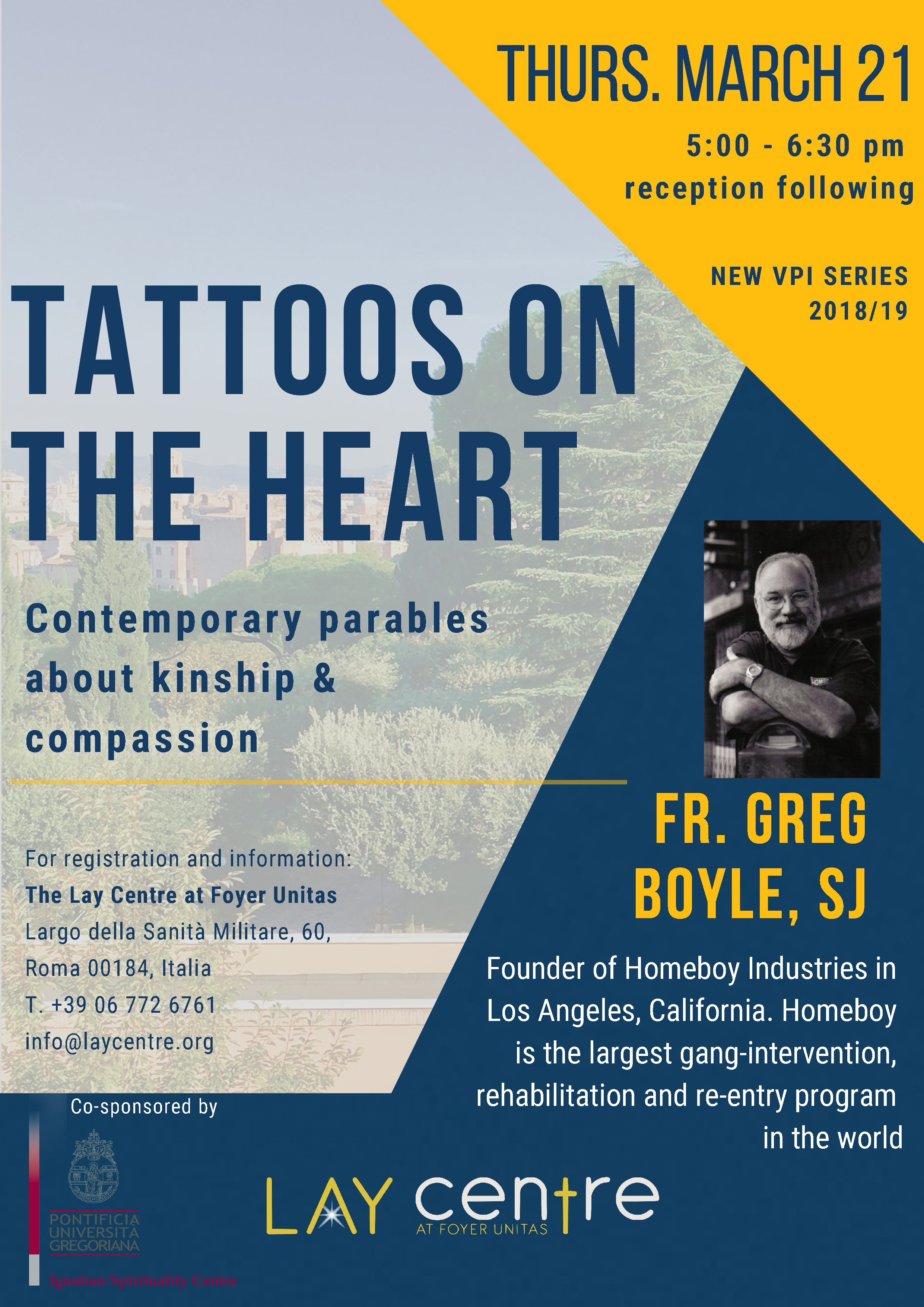 Tattoos on the Heart: Contemporary Parables about Compassion and Kinship